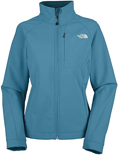 The North Face Women's Apex Bionic Jacket, Monterey Blue Heather, S