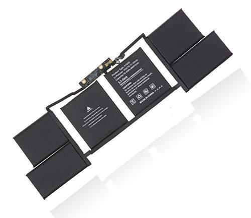 A1820 Laptop Battery Replacement for Apple MacBook Pro 15' A1707 2016 2017 Series EMC 3072 EMC 3162 MLH32LL/A MLH42LL/A MPTR2LL/A MPTT2LL/A