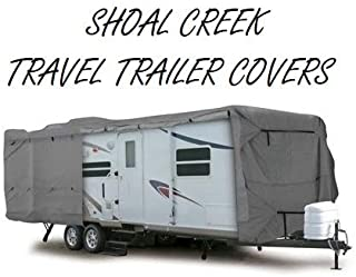 SHOAL CREEK COMPANY 27' - 30' TRAVEL TRAILER COVER (SHIPPING INCLUDED)