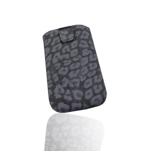PeKa Internethandel Handy Tasche Etui - Design AP-No.2 kompatibel mit Motorola : Razr Maxx - Razr XT910 - mit Easy Out Auszielasche - Hülle Schutzhülle
