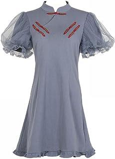 Summer New Cheongsam Improved Little Dress