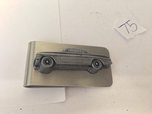 Ford Classic Capri 3D Zinn Effekt Emblem auf eine atemberaubende Geld Clip ref75