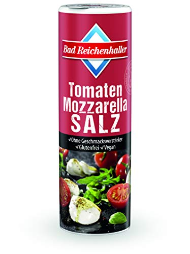 Bad Reichenhaller Mozzarella Tomatensalz 300 g, 1er Pack (1 x 0.3 kg)