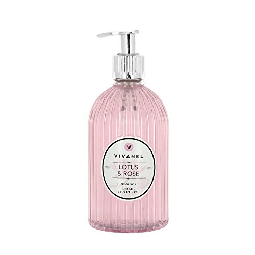 VIVANEL 8013 Cremeseife, rosa (350 ml)