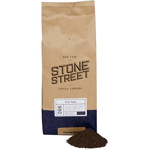 Cold Brew Reserve Coarse Ground Coffee, 2 LB Bag, Dark Roast, Colombian Single Origin