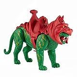 Masters of the Universe Origins Battle Cat, figura de acción para niños y niñas +6 años (Mattel GNN70)