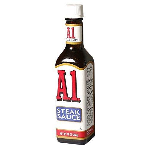 Kraft Foods - A.1. Steak-Sauce - Große Flasche mit 283 g