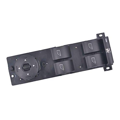 Interruptor Principal de Ventana de Lado Delantero Izquierdo para Ford Focus 2005-2007