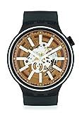 41gbXPt44tL. SL160  - Swatch Big Bold Ceramic, 1ere Montre en Bioceramique - Swatch, Montres, Design, Amazon