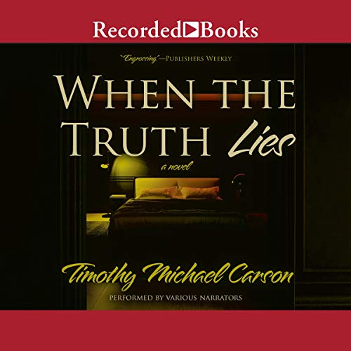 When the Truth Lies audiobook cover art