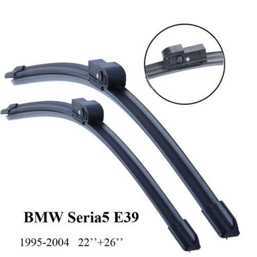 2 x Scheibenwischer 650/550mm für E39 1995-2004