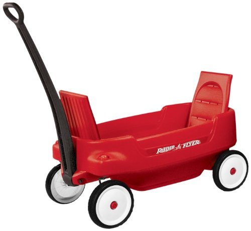 Radio Flyer Pathfinder Wagon, Base Red, 39""