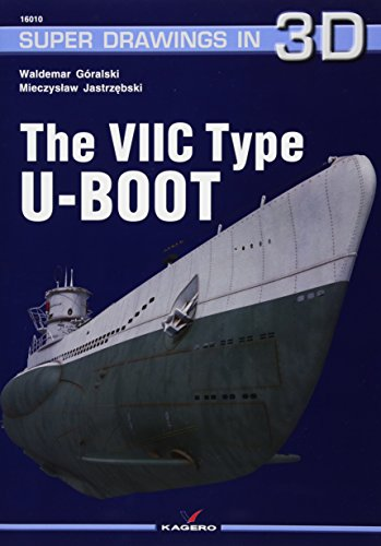 Jastrzebski, M: The Viic Type U-Boot (Super Drawings in 3D)