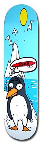 2SK8 Rocker Skateboard Deck