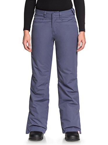 Roxy Backyard - Snow Pants for Women - Snow-Hose - Frauen - S - Blau