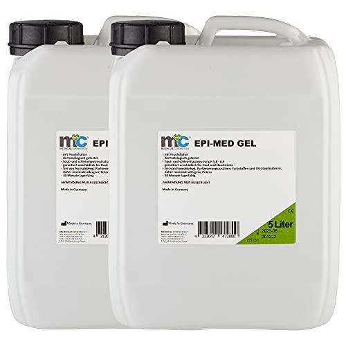 IPL Gel Epimed, IPL Kontaktgel, Laser-Haarentfernung, 2 x 5 l Kanister