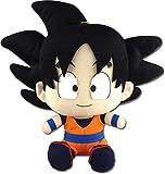 Great Eastern Entertainment Dragon Ball Z- Goku Sitting Pose Plush 7' H