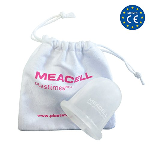 MEACELL® COPPETTA ANTICELLULITE: Massaggiatore Anti Cellulite • CUP in Silicone Medico • Cupping Therapy • 100% IPO-ALLERGENICO