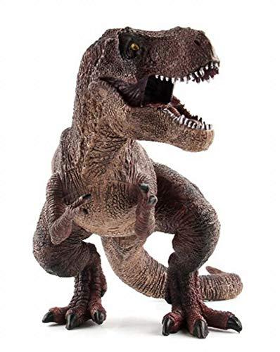 【Rurumi】リアル 恐竜 模型 30cm級 大型 フィギュア 迫力 肉食 PVC製 (ティラノサウルス)