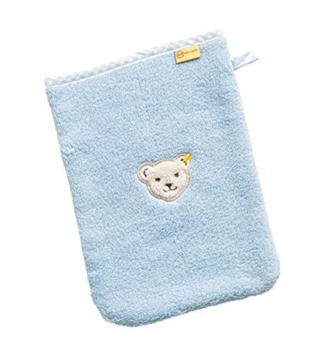 Steiff Unisex Baby Washcloth Waschlappen, 6017, 999