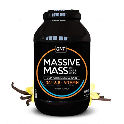 QNT Massive Mass Gainer Vanilla 2700 g