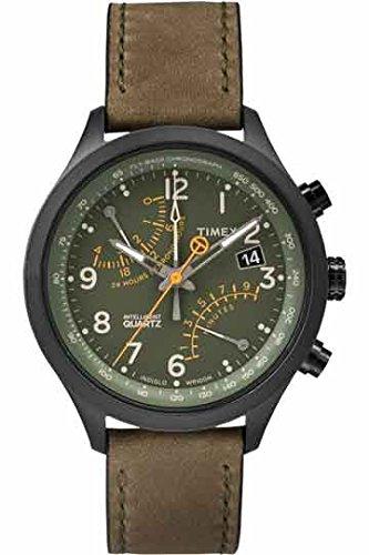 Timex Herren-Armbanduhr Intelligent Quartz Analog Quarz T2P381