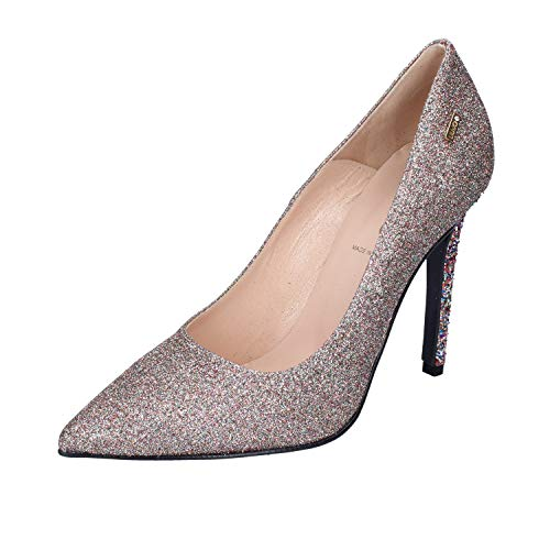 LIU JO Zapatos de salón Mujer Glitter Multicolor 35 EU