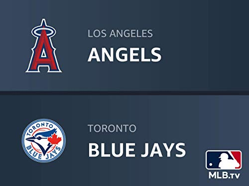 Los Angeles Angels at Toronto Blue Jays