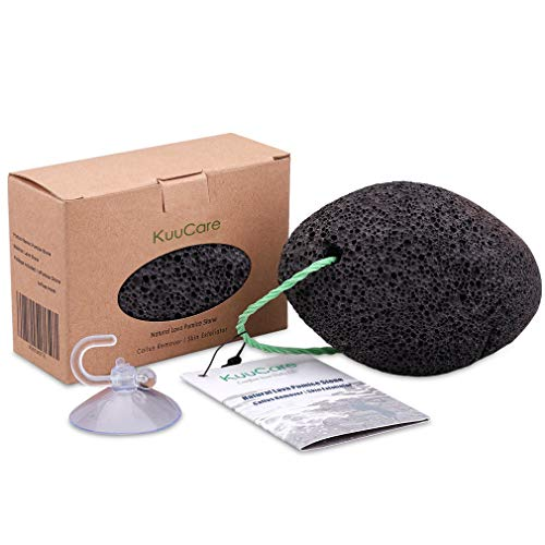 KuuCare Natural Earth Lava Pumice Stone