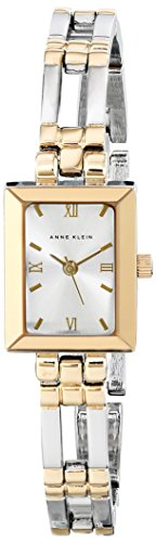 Anne Klein Women's 104899SVTT Two-Tone Dress Watch