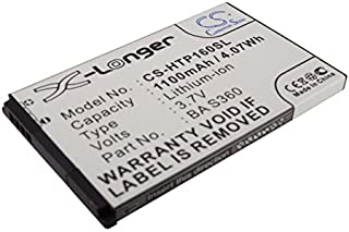 VINTRONS Replacement Battery for AT&T MDA Compact V