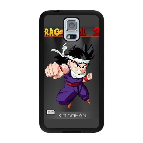 HD exquisite image for Samsung Galaxy S5 Cell Phone Case Black kid gohan dragon ball z AMI6751662