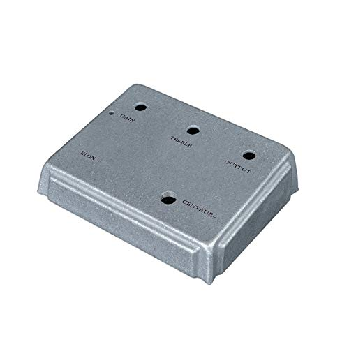 New Diecast Aluminum Overdrive Effects Pedal Project Box Enclosed Case For DIY Klon...