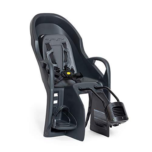 Burley Design Dash Child Bike Seat, Black/Grey, One Size (924003)