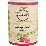 myfruits Himbeeren - gefriergetrocknet - ohne Zusätze, zu 100% aus Himbeeren, gesunde Zutat für Müsli oder Porridge (1er Pack)