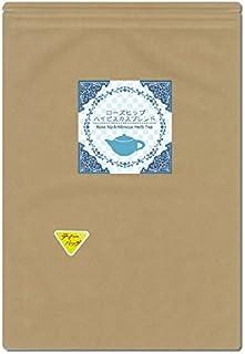ローズヒップ・ハイビスカスブレンドティー(2g×60ティーバッグ)●鮮やかなルビー色の程よい酸味のハーブブレンド|ヴィーナース