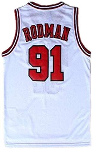 Michael Jordan # 23 Chicago Bulls Basketball Jersey Retro Gym Vest Sport Tops (Color...