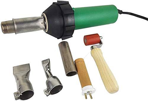 Pistola de soldadura profesional de aire caliente, de plástico, 1600W