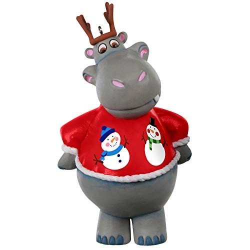 Hallmark Keepsake Ornament 2020, I Want A Hippopotamus For Christmas, Musical