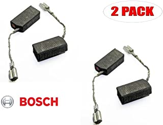 Bosch 1375 Angle Grinder Replacement Brush Set of 2 # 1607014144 (2 PACK)
