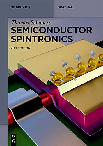 Semiconductor Spintronics (De Gruyter Textbook) (English Edition)