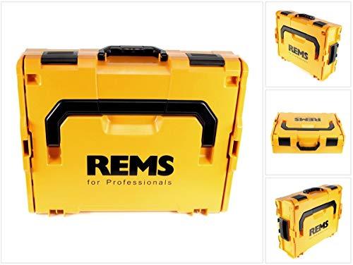 REMS L-BOXX 136 - Caja de herramientas profesional