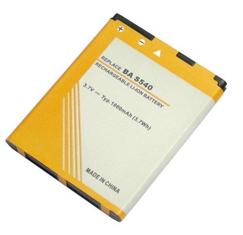 Power Smart® 1000mAh HTC BA S540, BD29100, BAS540para HTC teléfono móvil tipo A310e, A510e, Explorer, G13, Wildfire S
