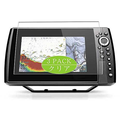 VacFun 3 Piezas Protector de Pantalla, compatible con humminbird HELIX 12 CHIRP GPS G4N 12