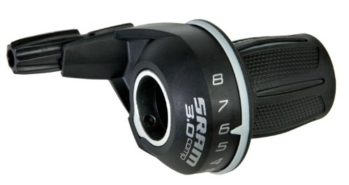 SRAM 3.0/3.0 Comp Drehgriff-Schalter ESP 8-fach, rechts, 00.0000.200.655