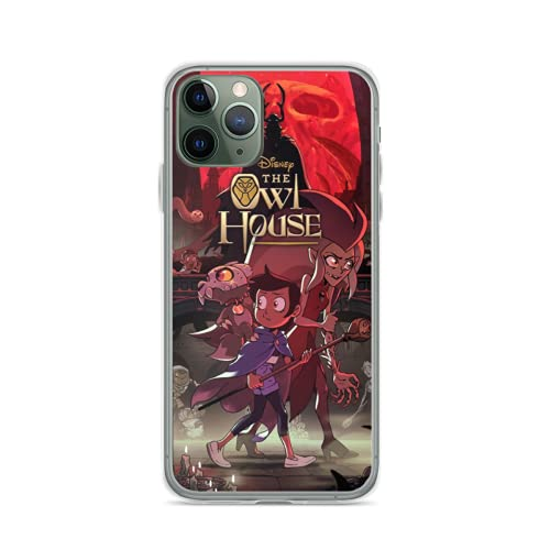 Phone Case The Owl House Season 2 Compatible with iPhone 12 11 X Xs Xr 8 7 6 6s Plus Mini Pro Max Samsung Galaxy Note S9 S10 S20 Ultra Plus