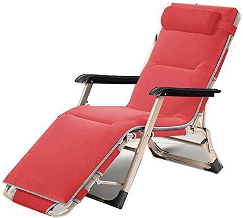 SACKDERTY Tumbona de piscina, reclinable ligero de gravedad cero, silla Teslin, silla de jardín de doble cara