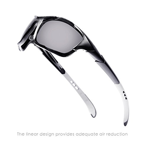 Hulislem S1 Sport Polarized Golf Sunglasses