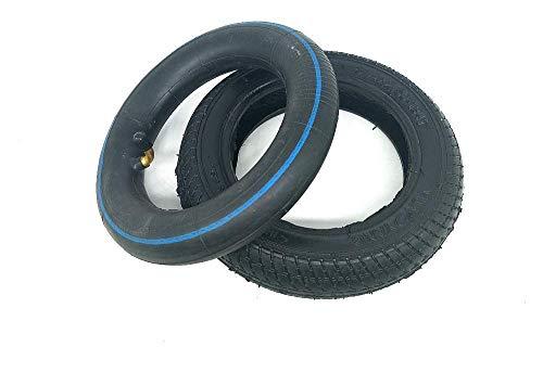 Neumáticos de Scooter eléctrico, neumáticos internos y externos de 8 1/2 x 2, Gruesos y Resistentes al Desgaste, adecuados para Scooters eléctricos de 8.5 Pulgadas 50-134, cochecitos
