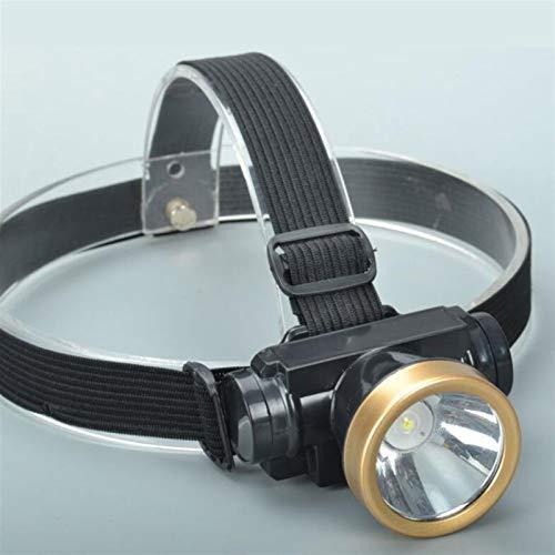 Linternas frontales Lámpara de cabeza de la lámpara de la lámpara de la lámpara de la batería recargable de alta potencia potente de la lámpara de la lámpara de la lámpara de la linterna frontal para